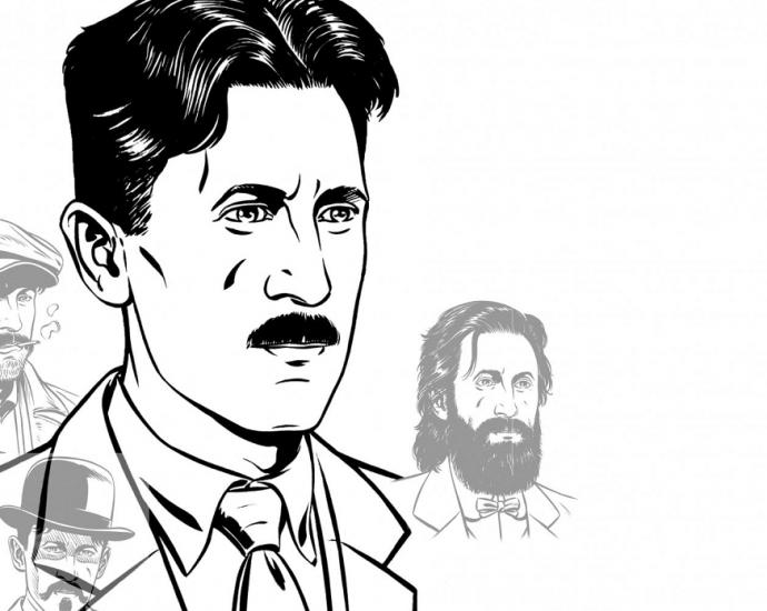 Orwell Graphic Novel