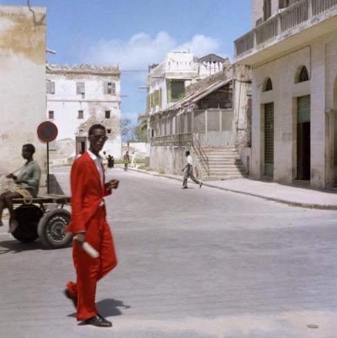 Todd Webb: le fotografie perdute dell'Africa del '50