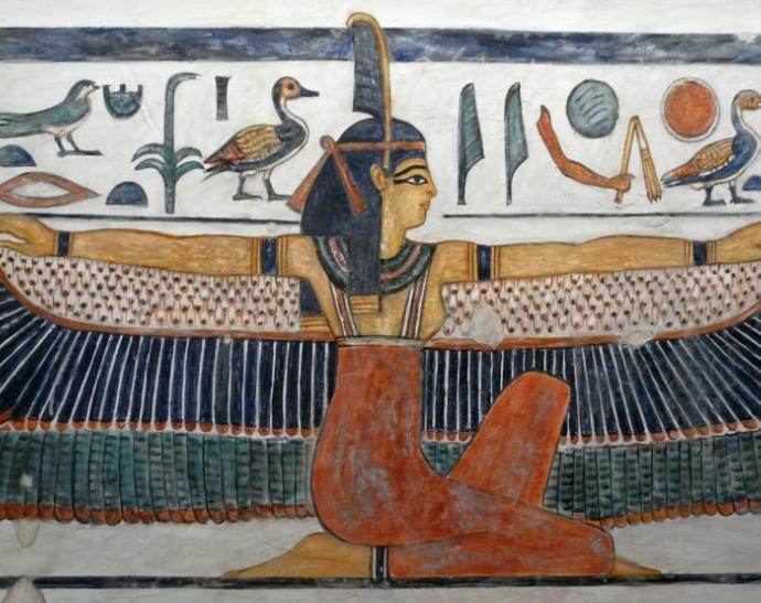 Dea egizia Maat