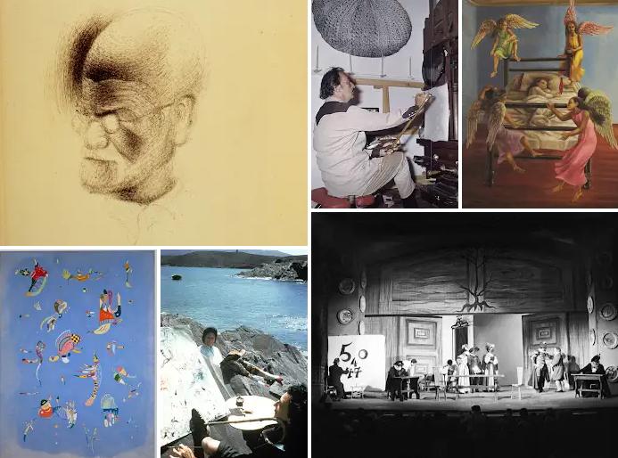 5 opere di Salvador Dalì che nessuno conosce