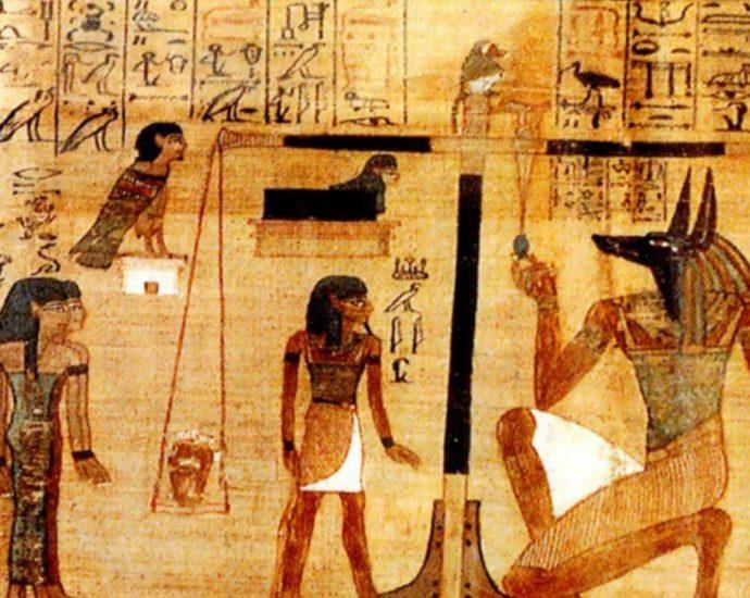 Il libro dei morti - Antico Egitto