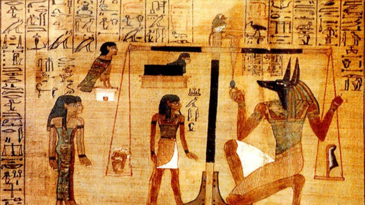 Il libro dei morti di Iuefankh  – Antico Egitto